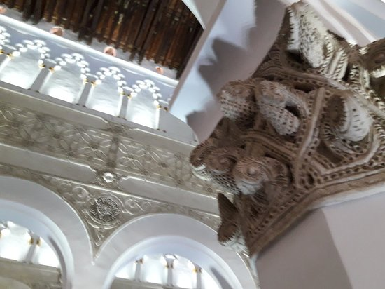 Sinagoga de Santa María la Blanca: 20180220_115110_large.jpg