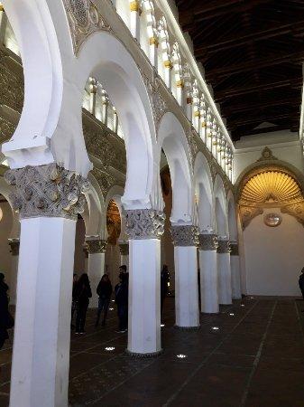 Sinagoga de Santa María la Blanca: 20180220_114932_large.jpg