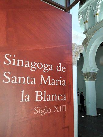 Sinagoga de Santa María la Blanca: 20180220_115814_large.jpg