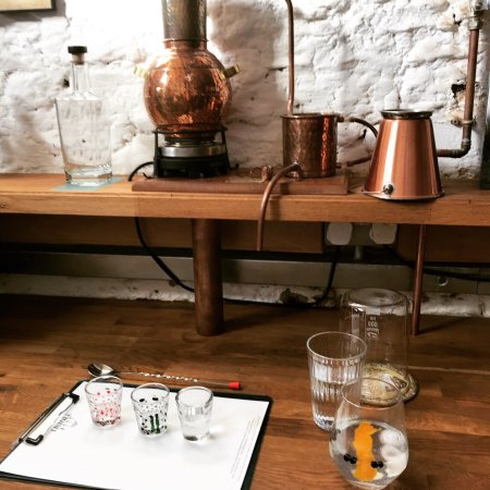 Drogheda, Ireland: Gin school and Listoke house
