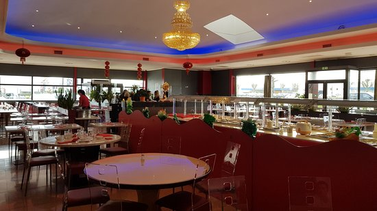 Claye Souilly, Frankrike: Salle du Restaurant