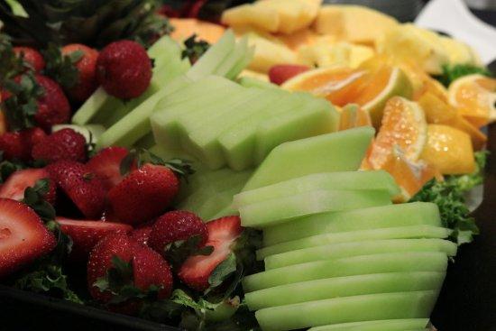 Batavia, NY: Sunday Brunch Fresh Fruit