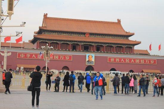 Plaza de Tiananmen - 北京、天...