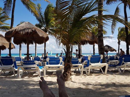 Sandos Playacar Beach Resort: 20180217_160014_large.jpg