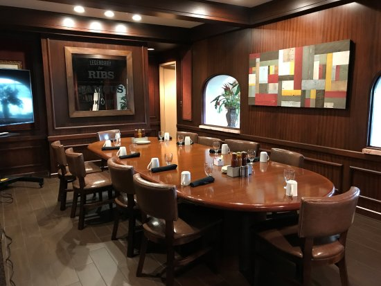 Our Pdr Private Dining Room Picture Of Hilton Palm Beach