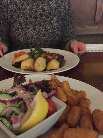 Yarm, UK: Delicious Pub grub