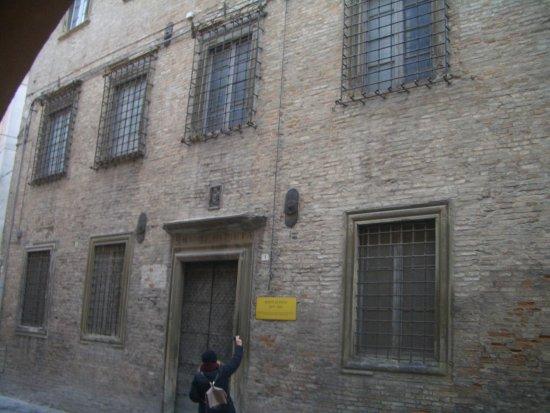 Urbania, Itálie: Il palazzo