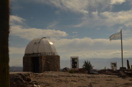 Observatorio Astronómico de Ampimpa