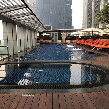 Marriott Executive Apartments Bangkok, Sukhumvit Thonglor