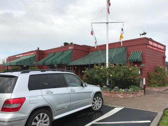 San Mateo, CA: Main building