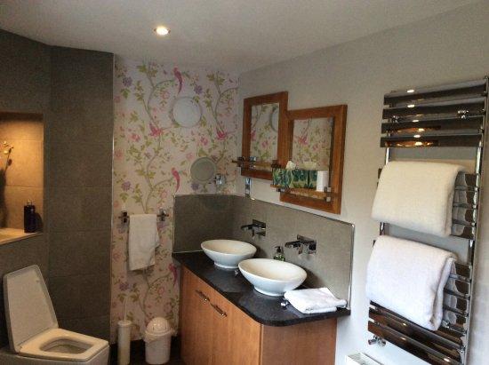 Maybole, UK: Oriental Room en-suite