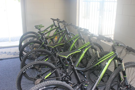 Kaikohe, Nuova Zelanda: Many options of Bikes for the perfect fit
