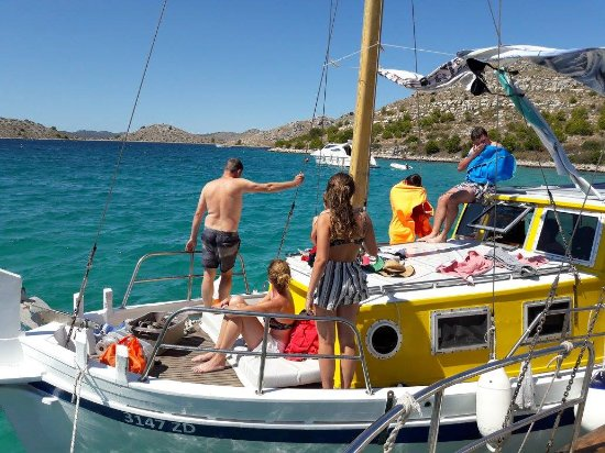 Kornati Excursions-Fabiola Tours