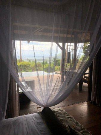 Lakaz Chamarel Exclusive Lodge: Sea view pool suite