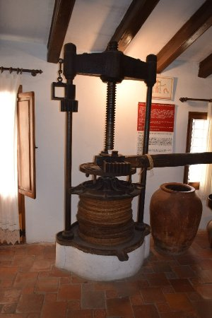 Museo Etnologico.