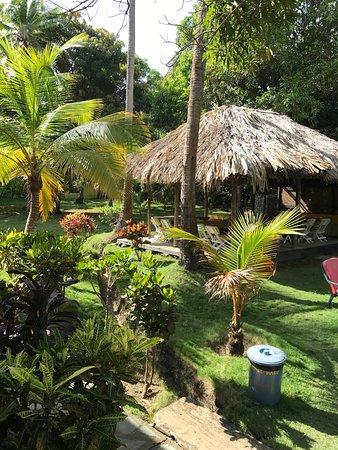 Isla Fuerte, Colombia: Comedor