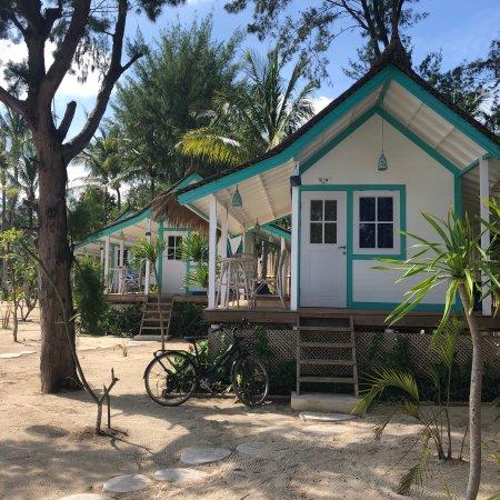 Cutest little villa on the island!