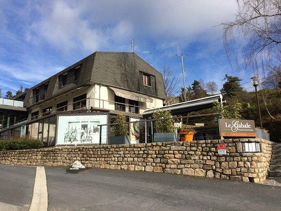 Aumont Aubrac, France: Cadre des plus agréable
