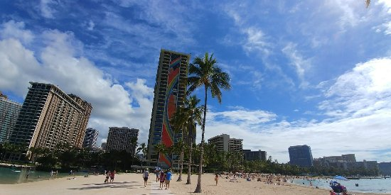 Hilton Hawaiian Village Waikiki Beach Resort: 20180217_104739_large.jpg