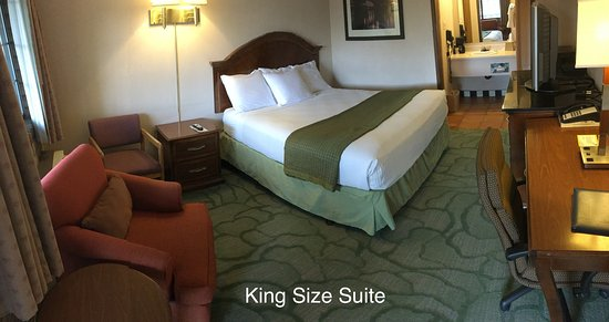 Eldorado Inn: King Size Suite