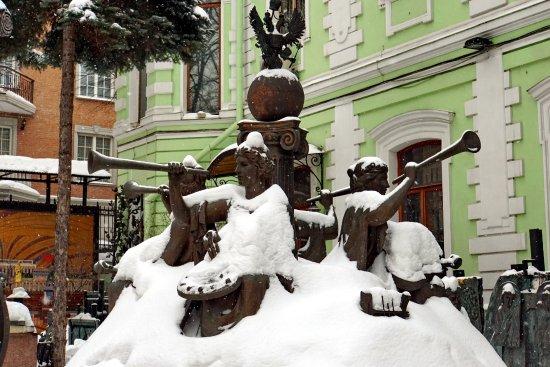 Zurab Tsereteli's Museum