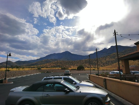 Hereford, AZ: Great mountain view