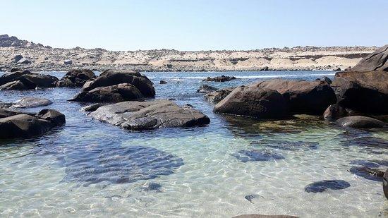 Caldera, Cile: Playa Zapatilla
