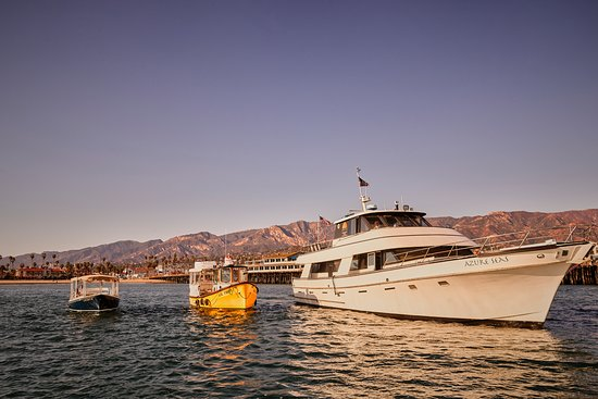 Celebration Cruises of Santa Barbara day trips
