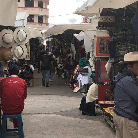 Otavalo Market: photo2.jpg