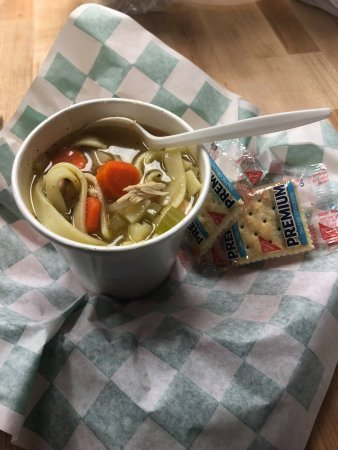 Fairview, UT : Homemade Chicken Noodle Soup
