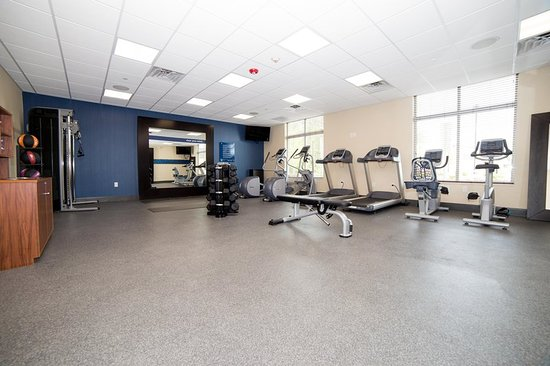 Absecon, NJ: Health club