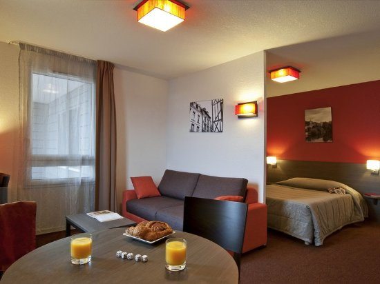 Aparthotel adagio access poitiers poitiers frankrijk for Appart hotel poitier