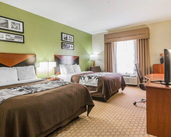 Millbrook, AL: Guest room
