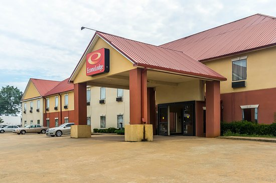 Eutaw, Алабама: Exterior