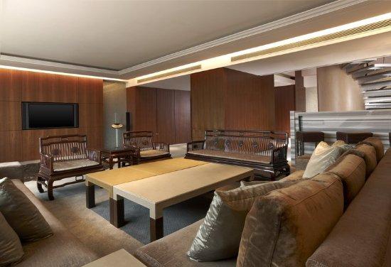 Sheraton Grande Taipei Hotel : Guest room