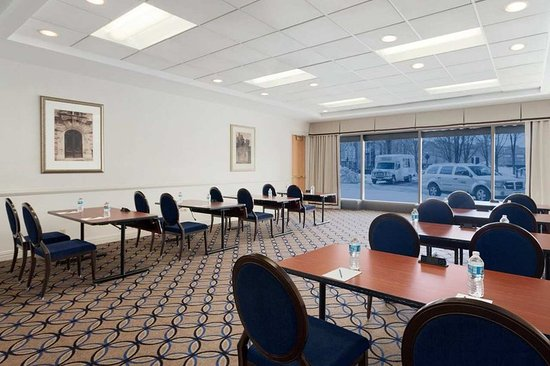 Hilton Newark Penn Station: Meeting room