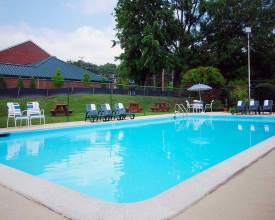 Quality Inn Mount Vernon: Pool