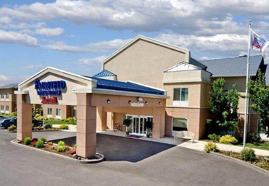 Fairfield Inn & Suites Bend Downtown: Exterior
