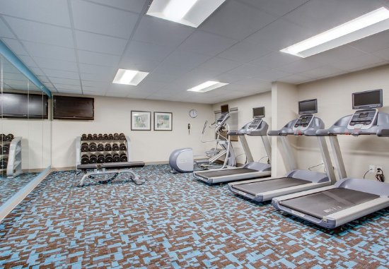 Fairfield Inn Amesbury: Health club