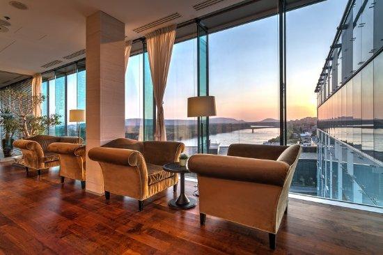Grand Hotel River Park Bratislava: Spa