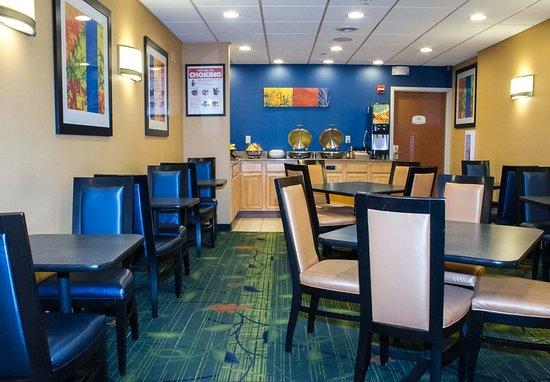 Fairfield Inn New York LaGuardia Airport/Flushing : Restaurant