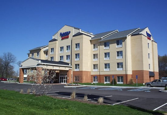 Fairfield Inn & Suites Seymour