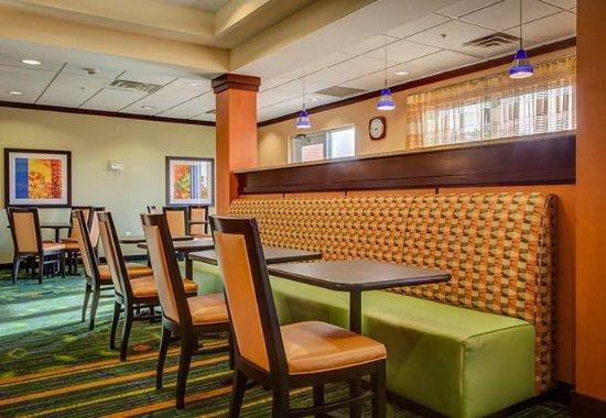 Fairfield Inn & Suites Indianapolis Noblesville: Restaurant