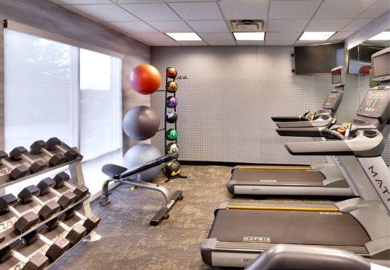 Fairfield Inn & Suites Sierra Vista: Health club