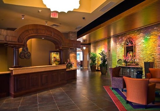 Fairfield Inn & Suites Baltimore Downtown/Inner Harbor: Lobby
