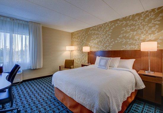 Tewksbury, MA: Guest room