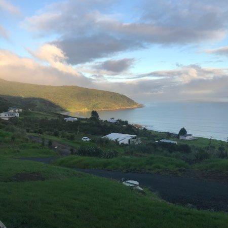 Ahipara, New Zealand: The view!!!