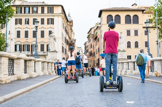 Tour di Roma in Segway per piccoli