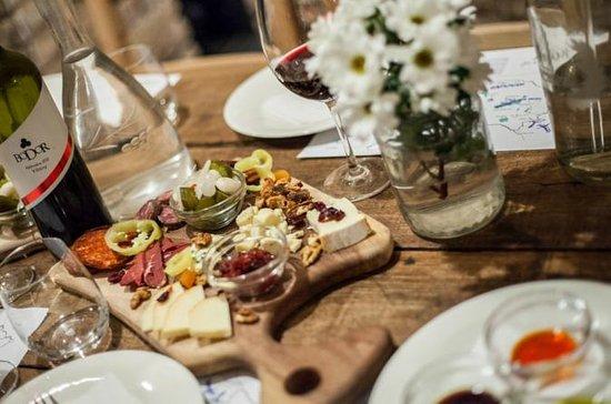 Budapest Middag, Drickprovning och ...
