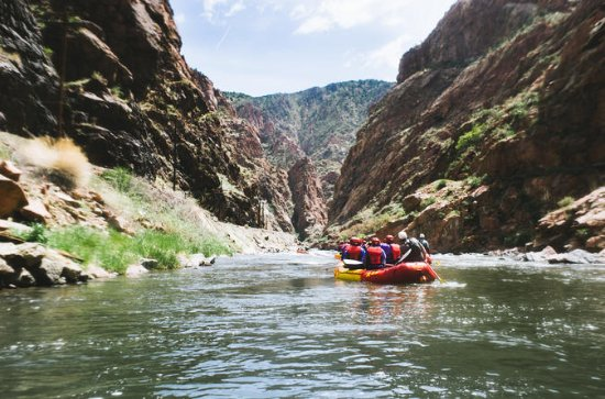 Full-Day Royal Gorge Rafting Tour on...